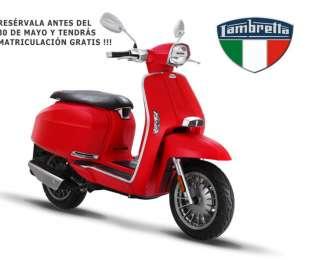 Concesionario Oficial Lambretta